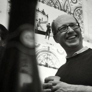 Beniamino Sidoti, autore del libro Oltre il muro