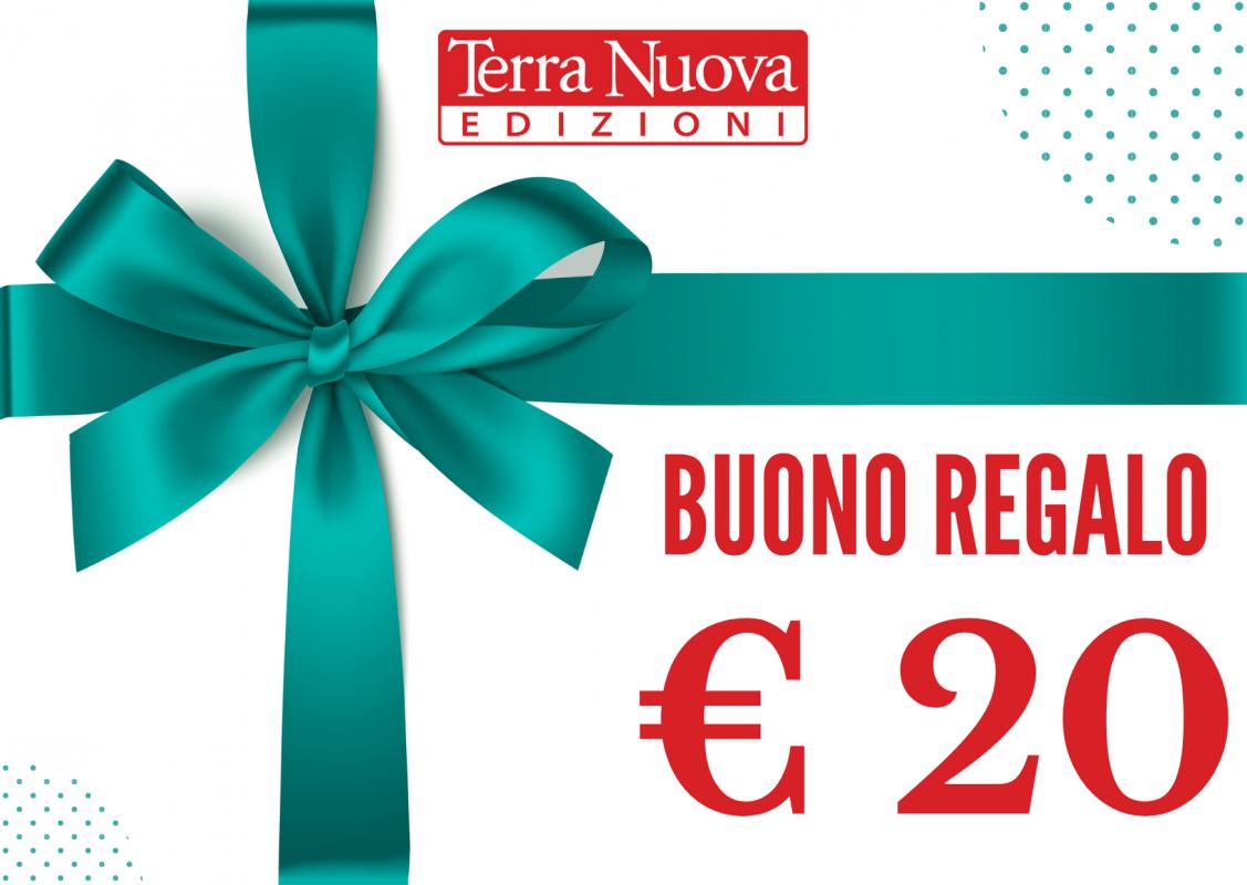 BUONO REGALO € 20