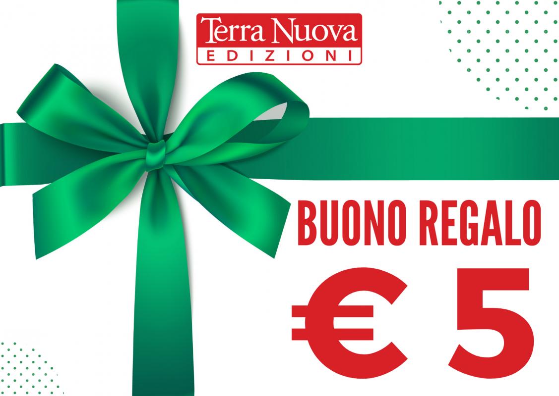 BUONO REGALO € 5