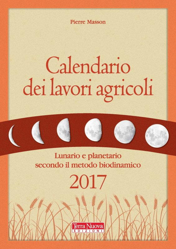 Calendario dei lavori agricoli 2017