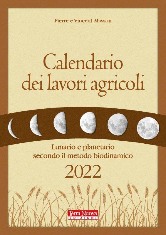 Calendario dei lavori agricoli 2022