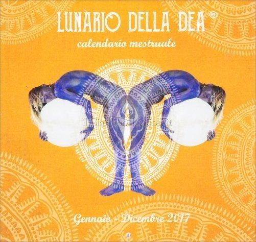 LUNARIO DELLA DEA Calendario mestruale