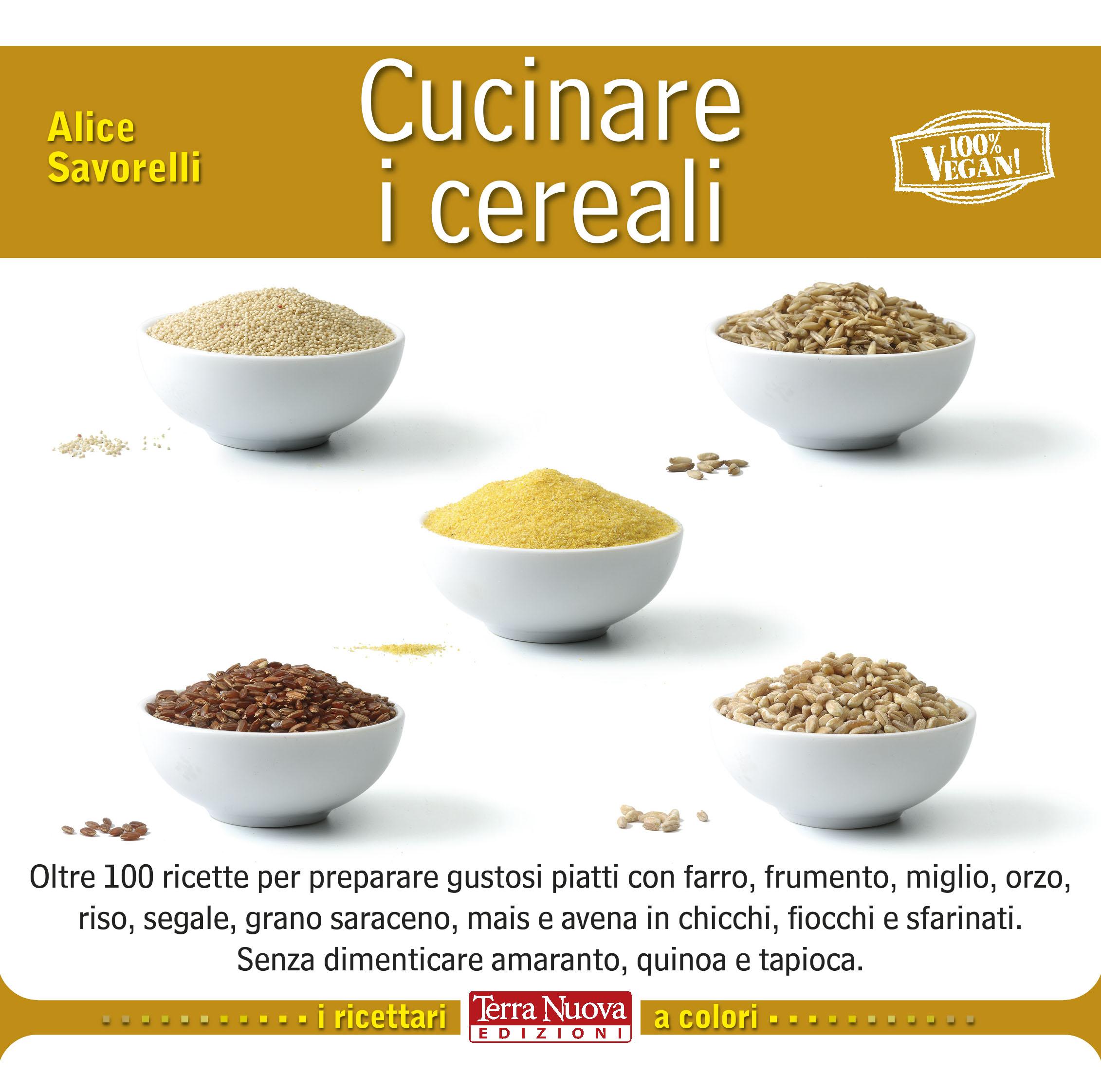 Cucinare i cereali for Cucinare miglio